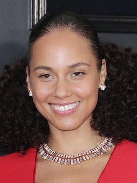 Alicia Keys Headshot