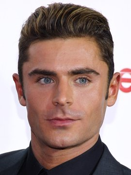 Zac Efron Headshot