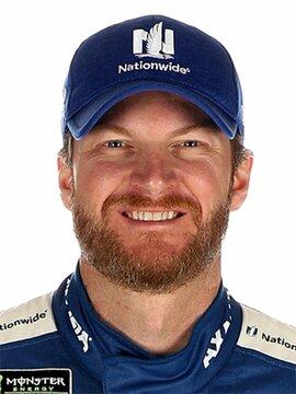 Dale Earnhardt Jr. Headshot