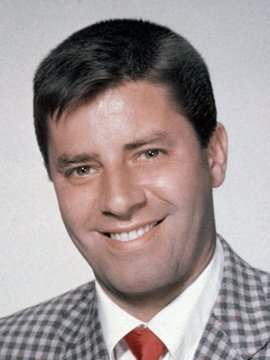 Jerry Lewis Headshot