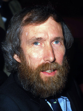 Jim Henson Headshot