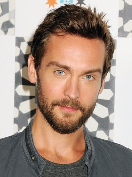 Tom Mison Headshot
