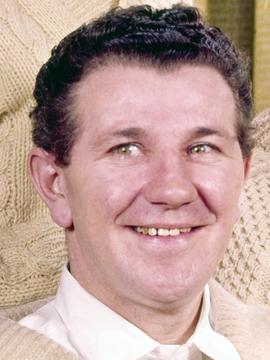 Tom Clancy Headshot