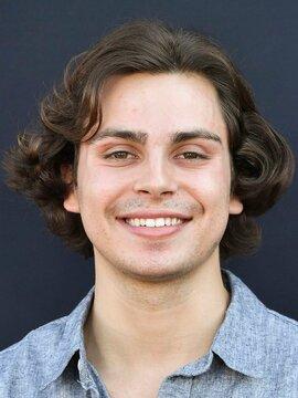 Jake T. Austin Headshot