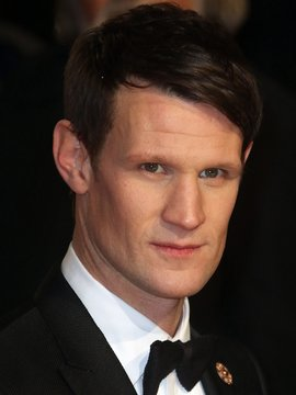 Matt Smith Headshot