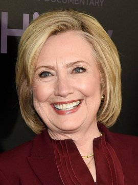 Hillary Clinton Headshot