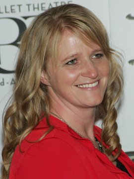 Christine Brown Headshot