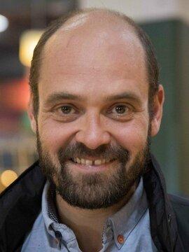 David Dencik Headshot