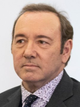 Kevin Spacey Headshot