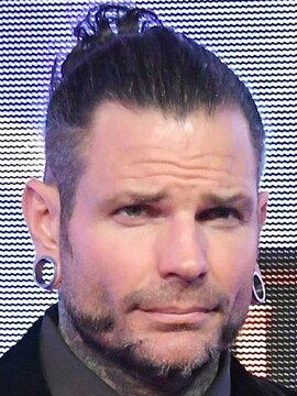 Jeff Hardy Headshot