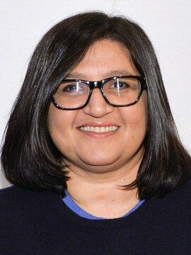 Nahnatchka Khan Headshot