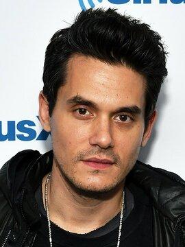 John Mayer Headshot