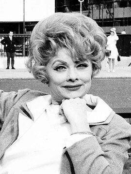 Lucille Ball Headshot