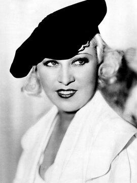 Mae West Headshot