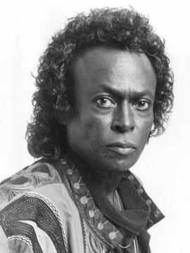 Miles Davis Headshot
