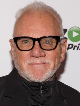 Malcolm McDowell Headshot