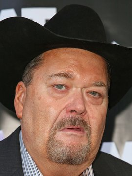 Jim Ross Headshot