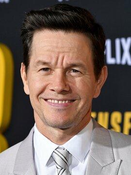 Mark Wahlberg Headshot