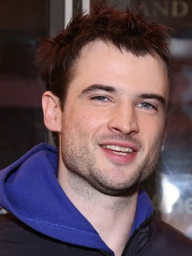 Tom Sturridge Headshot