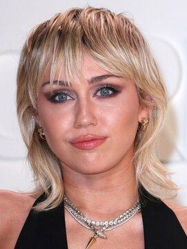 Miley Cyrus Headshot