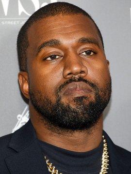 Kanye West Headshot