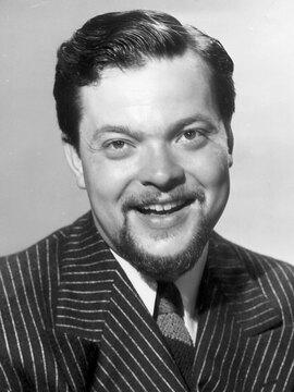 Orson Welles Headshot