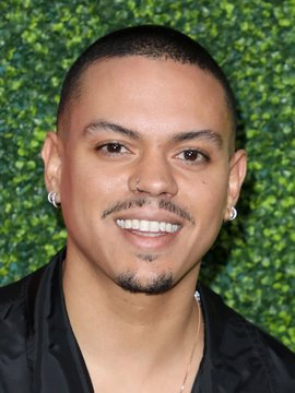 Evan Ross Headshot