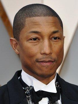 Pharrell Headshot