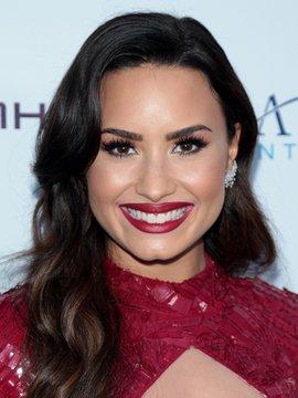 Demi Lovato Headshot