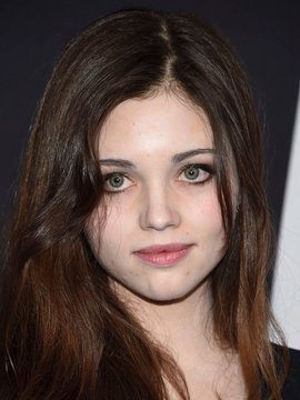 India Eisley Headshot