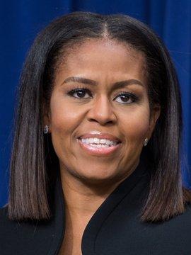 Michelle Obama Headshot