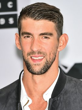 Michael Phelps Headshot