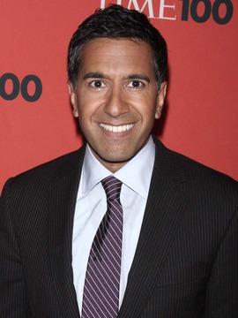 Sanjay Gupta Headshot