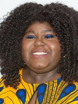 Gabourey Sidibe Headshot