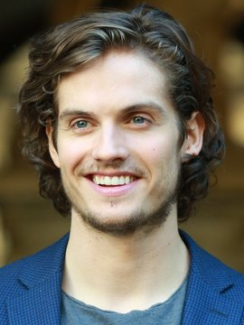 Daniel Sharman Headshot