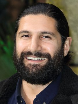 Kayvan Novak Headshot