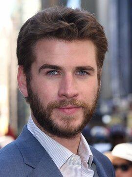 Liam Hemsworth Headshot