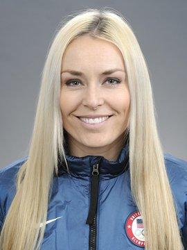 Lindsey Vonn Headshot