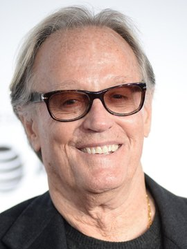 Peter Fonda Headshot