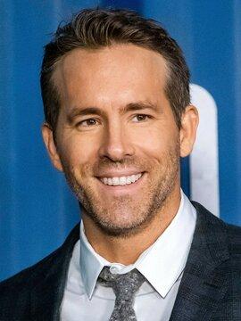 Ryan Reynolds Headshot