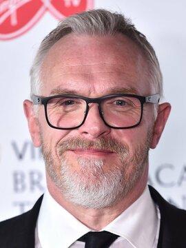 Greg Davies Headshot