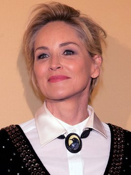 Sharon Stone Headshot
