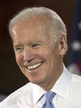 Joe Biden Headshot