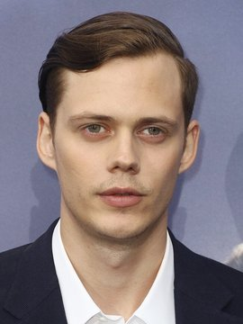 Bill Skarsgård Headshot