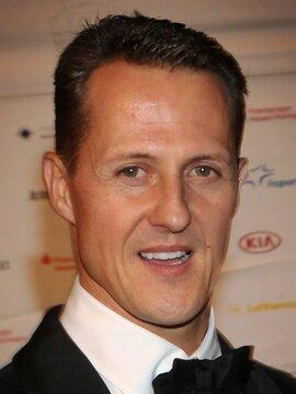 Michael Schumacher Headshot
