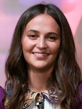Alicia Vikander Headshot