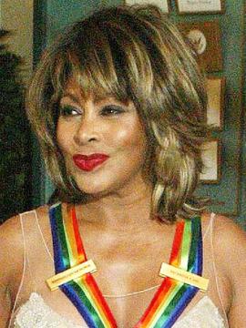 Tina Turner Headshot
