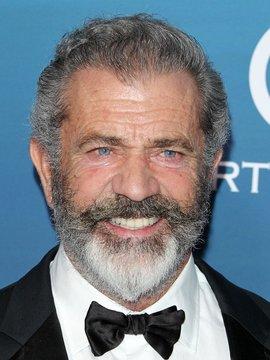 Mel Gibson Headshot