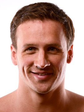 Ryan Lochte Headshot