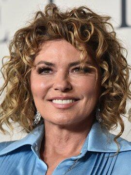 Shania Twain Headshot